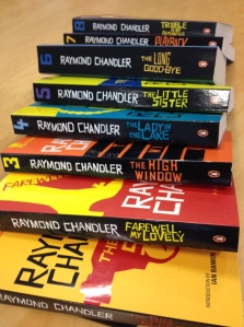 raymond-chandler-book-spines