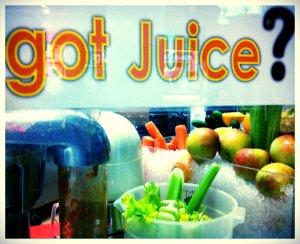 got juice